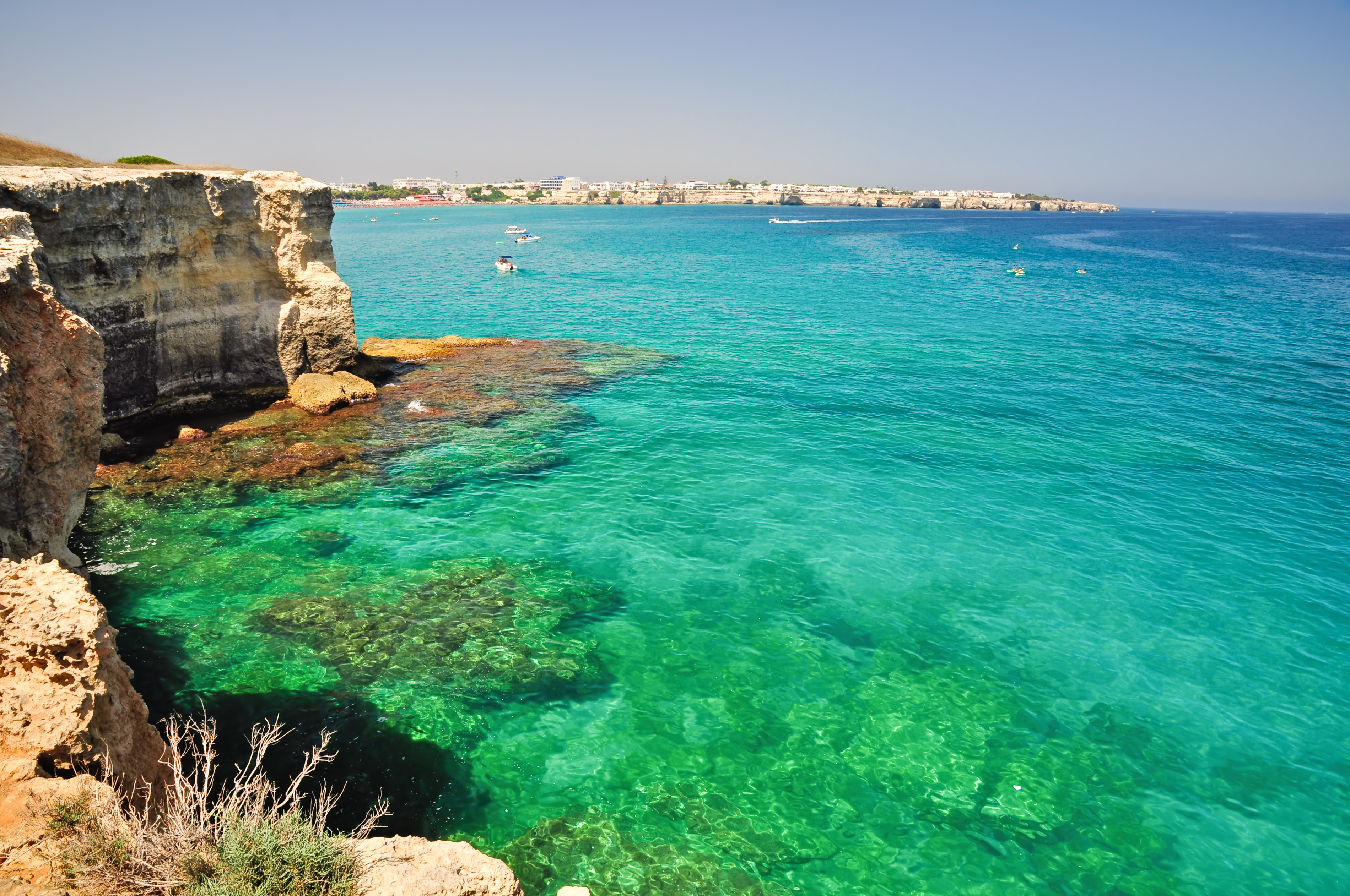 Vacanze a gallipoli tra divertimento e mare cristallino - La finestra sul mare gallipoli ...