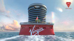 Virgin voyages svela primi dettagli delle navi da crociera