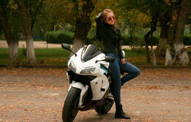 giacca moto